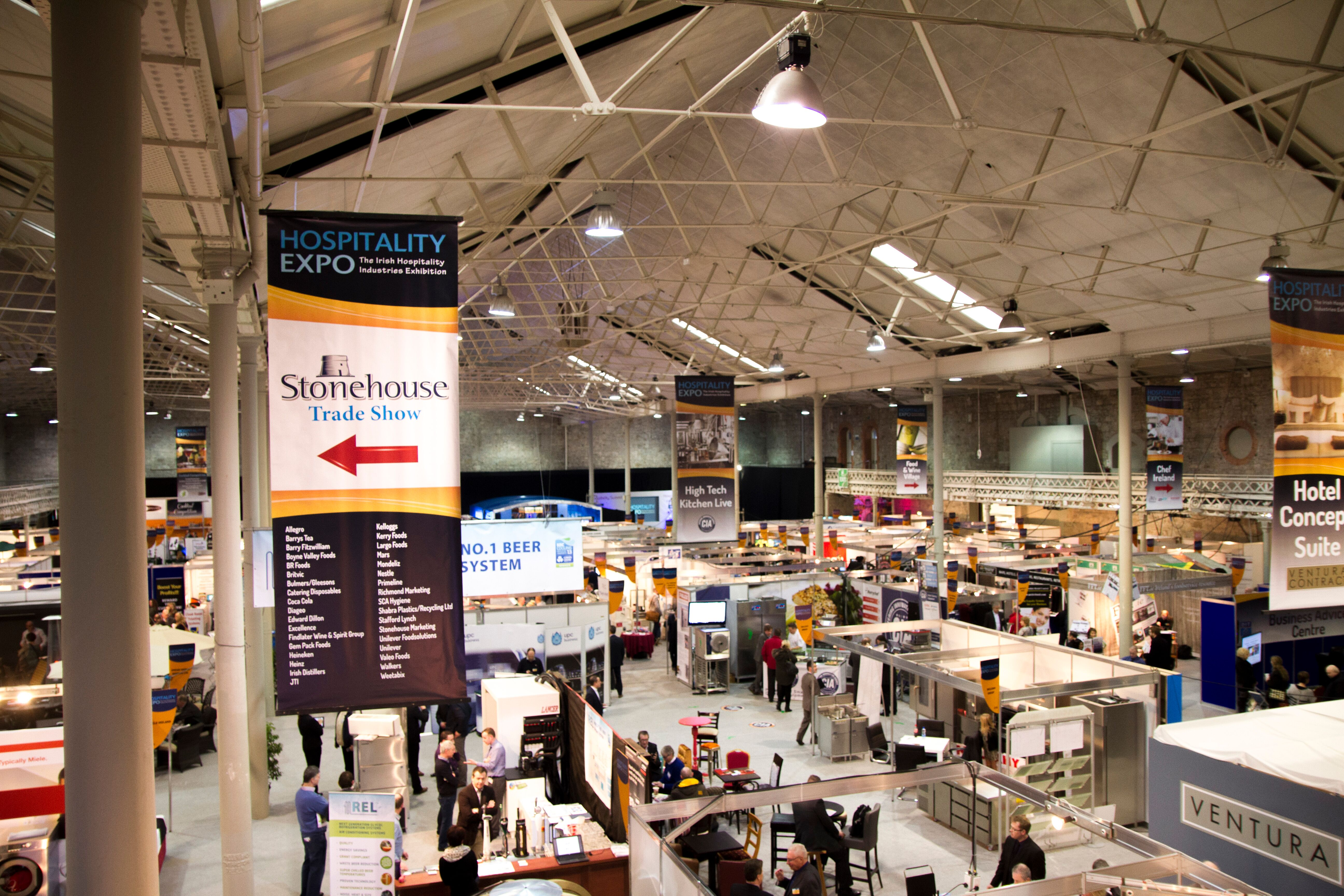 The Knitting And Stitching Show 2017 Rds : Over 200 Exhibitors Confirmed for Hospitality Expo FFT.ie