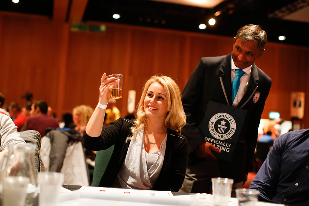 Ireland Sets World Record for Largest Beer Tasting   FFT.ie