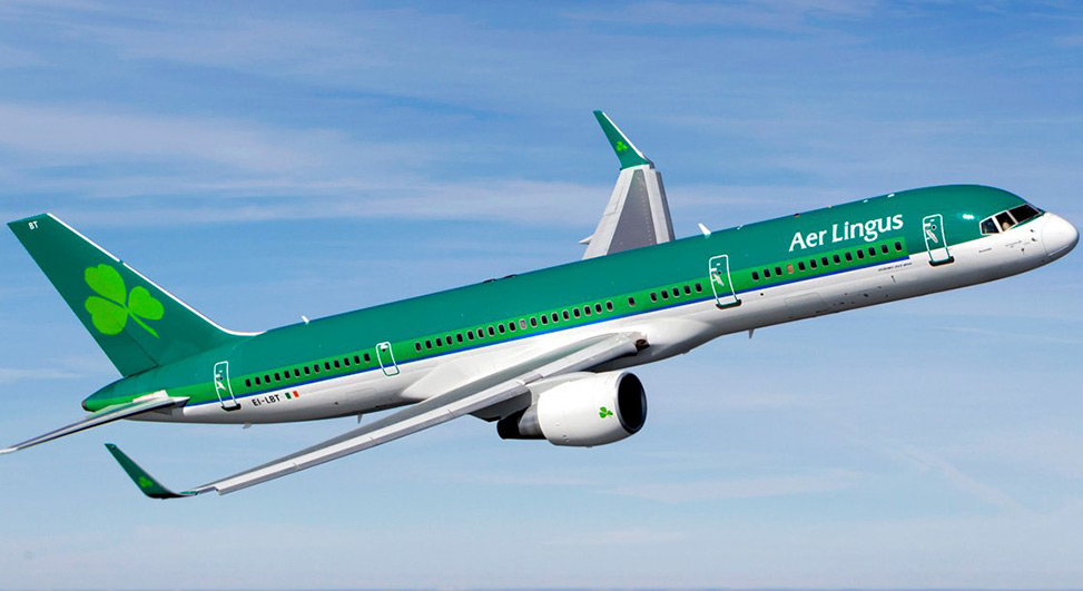 Aer Lingus Opens New Dublin - Seattle Route