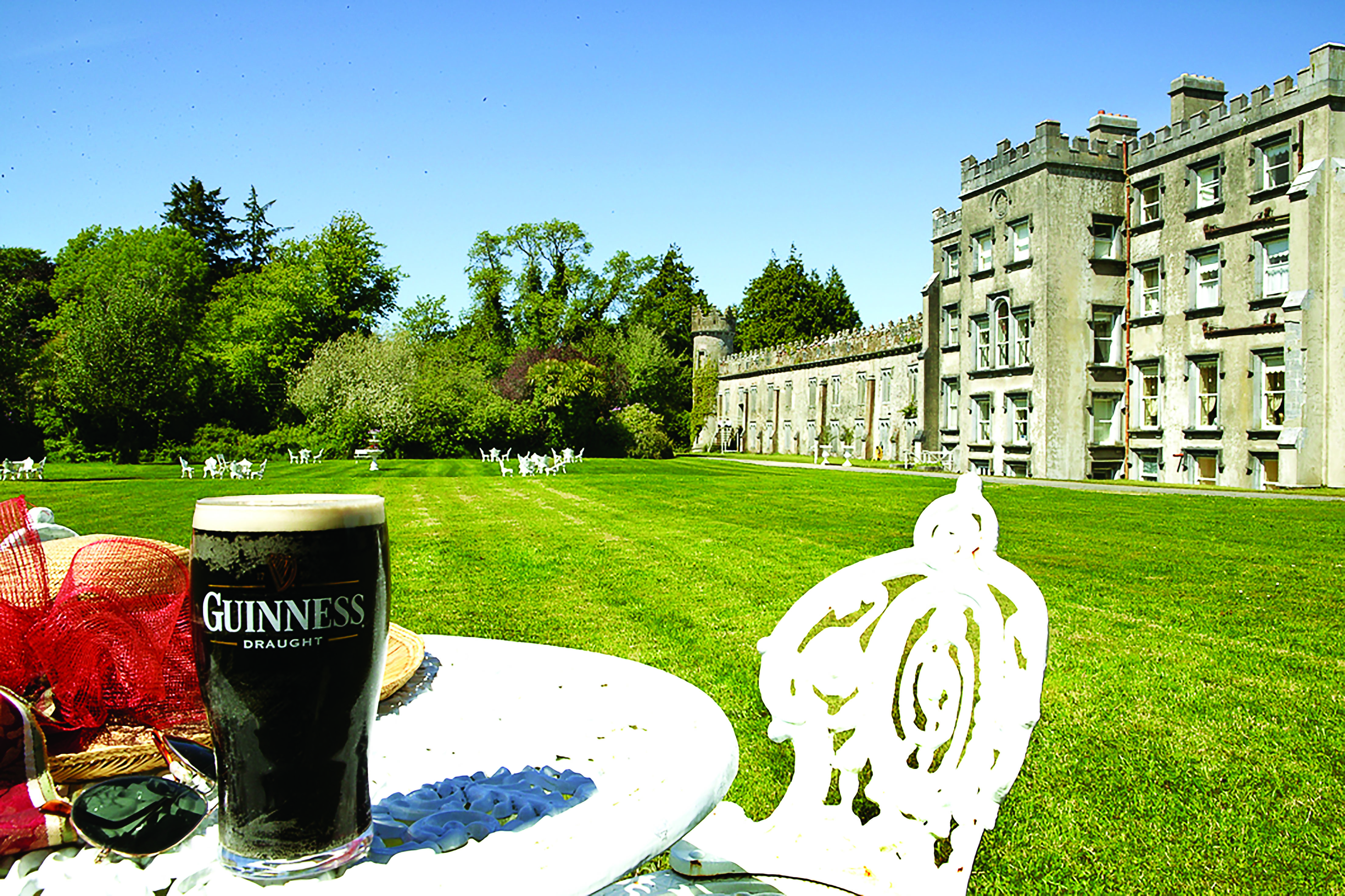 Weddings, and an exceptional level of hospitality, are vital for manager Rory O'Sullivan and his team.