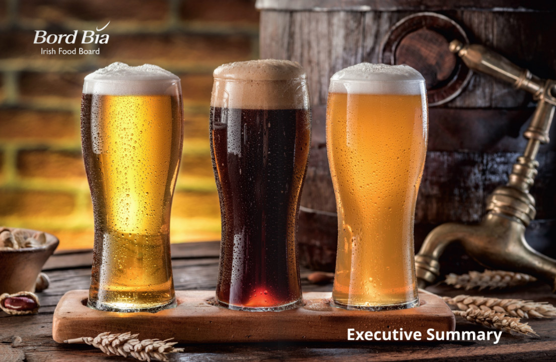 Craft beer now holds 3 of irish market for Craft beer market share 2017
