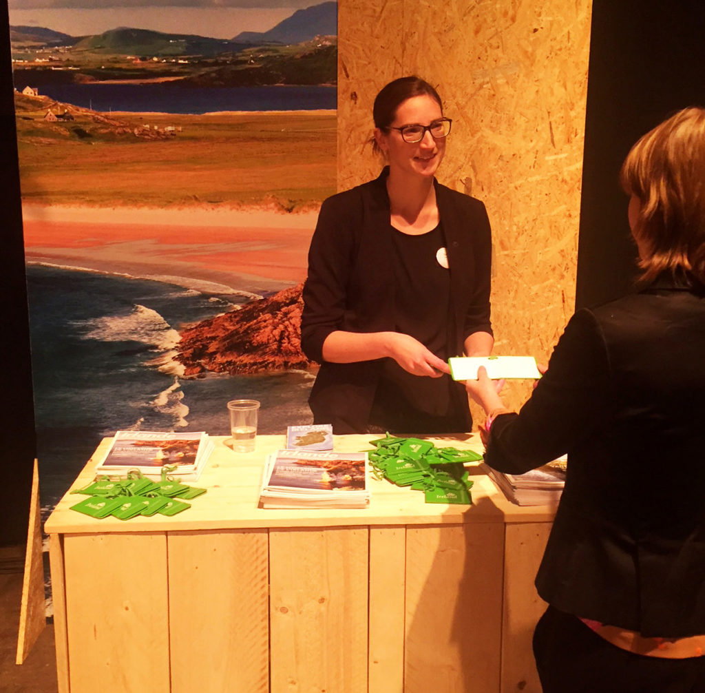 Tourism Ireland Attends TUI Insights, Brussels