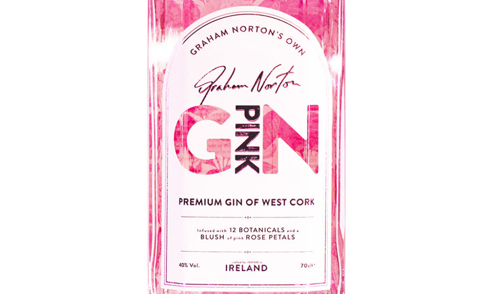 Graham Norton Pink Gin Launched Fft Ie