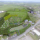 A concept image of the proposed Norman Heritage Park in Longford, Ireland