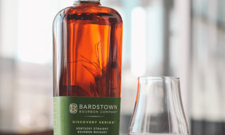 Bardstown Bourbon Company Discovery Series #1 Bottle with Glass