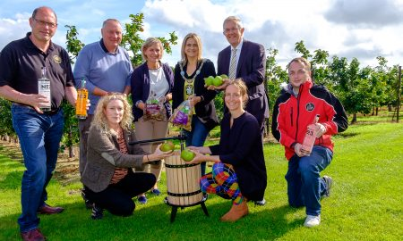 Launch of Richhill Apple Harvest Fayre