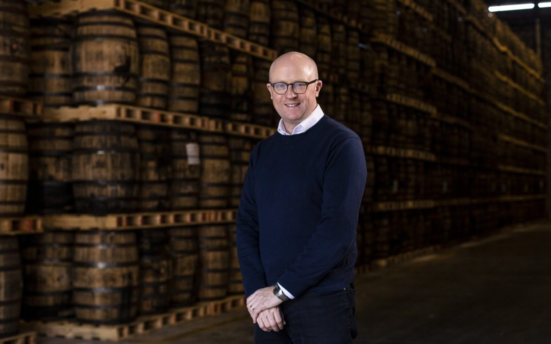 Irish Distillers Appoints Kevin O'Gorman as Midleton Master Distiller