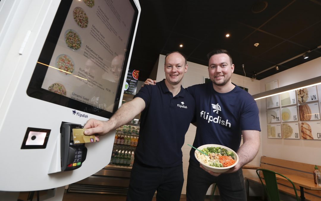 Flipdish Rolls out Table Ordering Solution