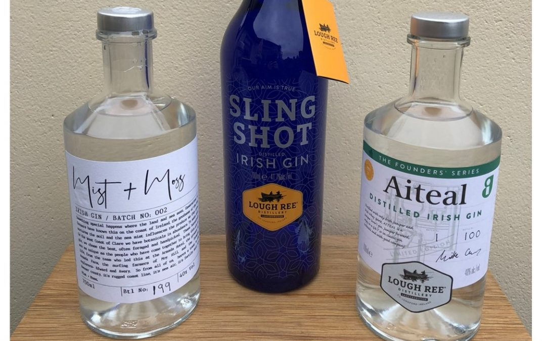 Lough Ree Distillery Launches Aiteal Irish Juniper Gin