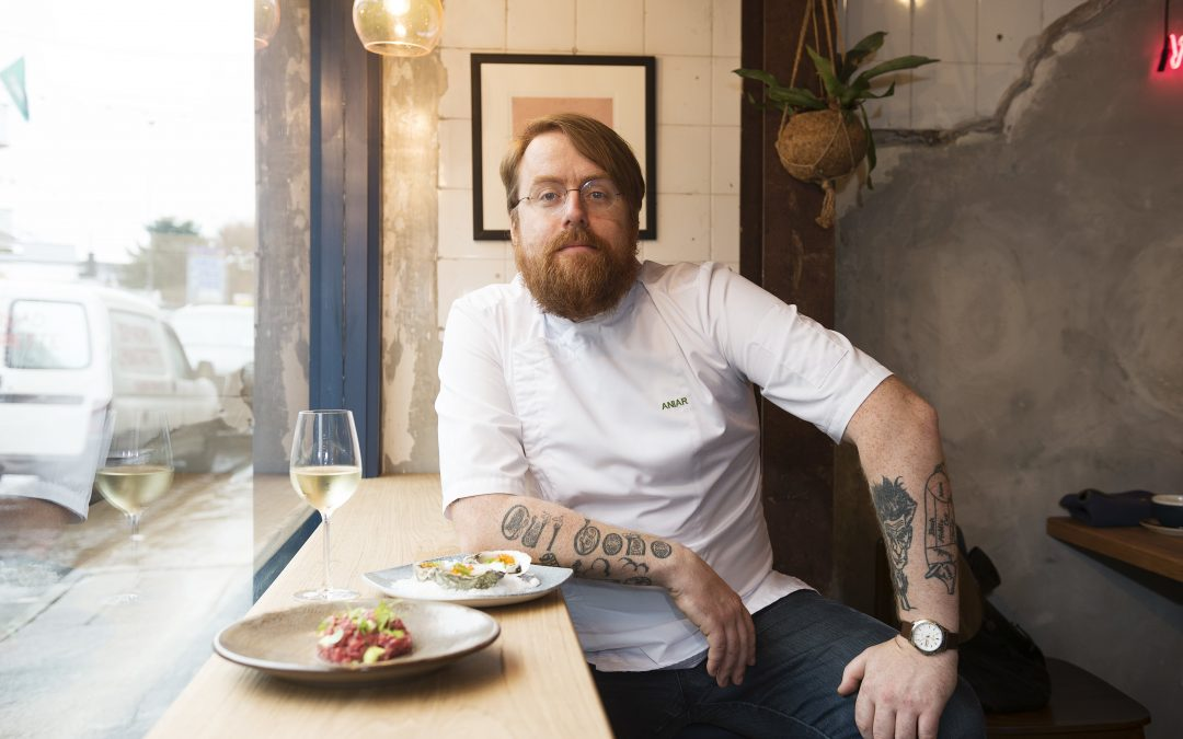 JP McMahon Offering Exclusive Private Cooking Classes