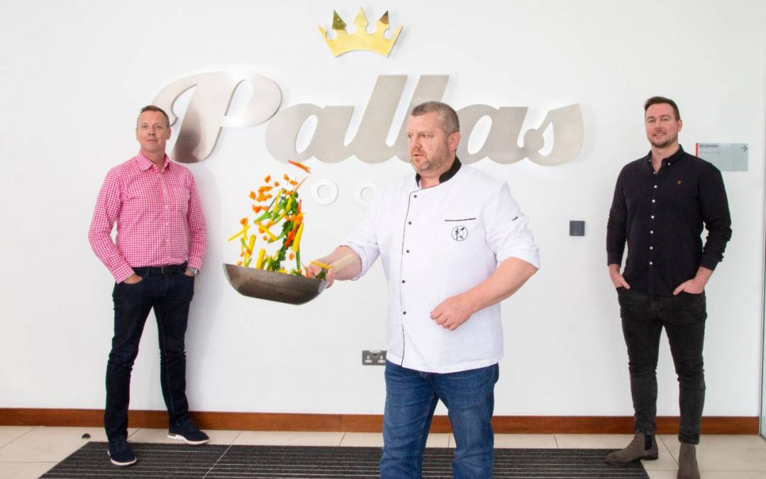 Pallas Foods Partners with Flipdish to Offer Online Ordering Service