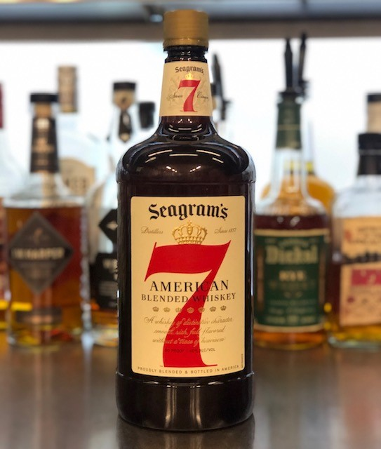 Diageo to use 100% Recycled Plastic for Seagram's Bottles
