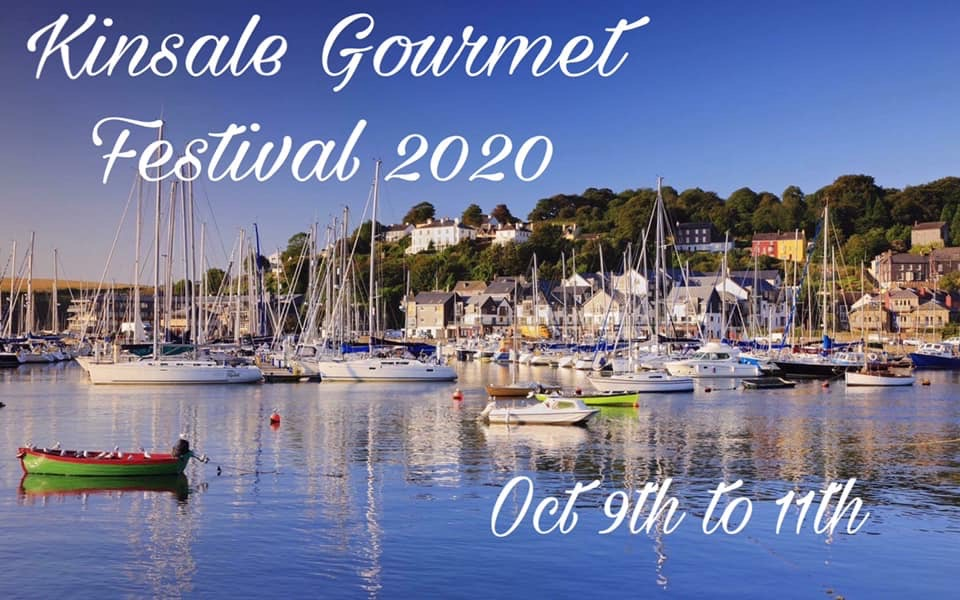 Kinsale October Gourmet Weekend Cancelled
