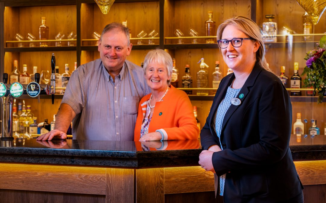 Gleesons Roscommon Reopens in Style