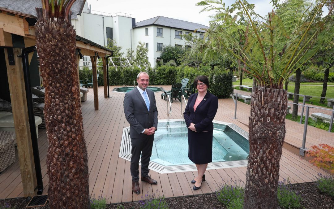 Galgorm Unveils New Spa Attractions as Part of £2m Expansion