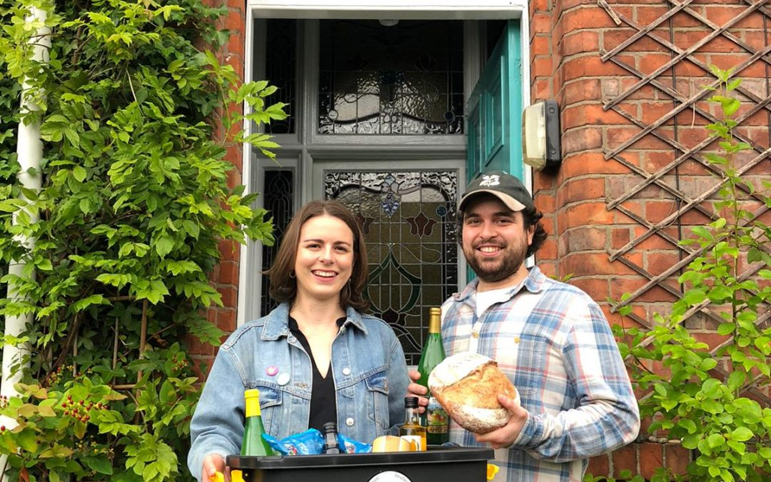 Belfast Couple Launch Local Food Delivery Service During Lockdown
