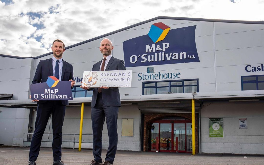 M&P O'Sullivan Acquires Brennan's Caterworld