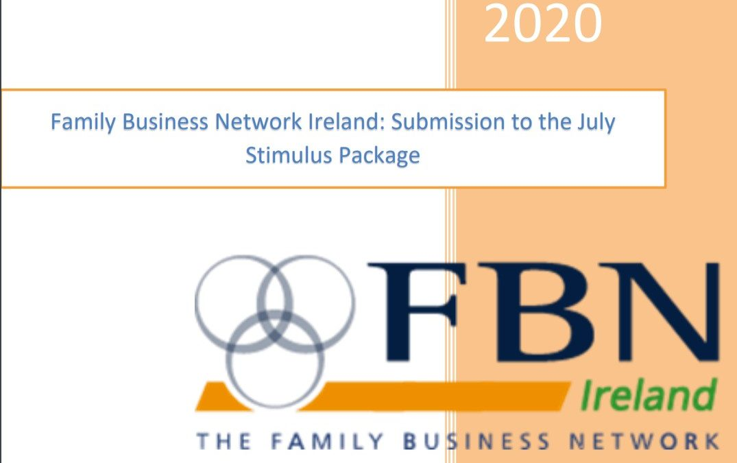 Family Businesses Give Cautious Welcome to July Stimulus Package