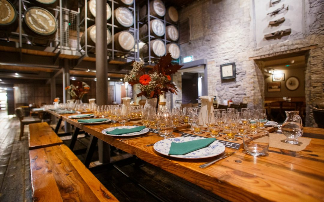 Tullamore Dew Visitor Centre Launches the Tully Cocktail Making Class
