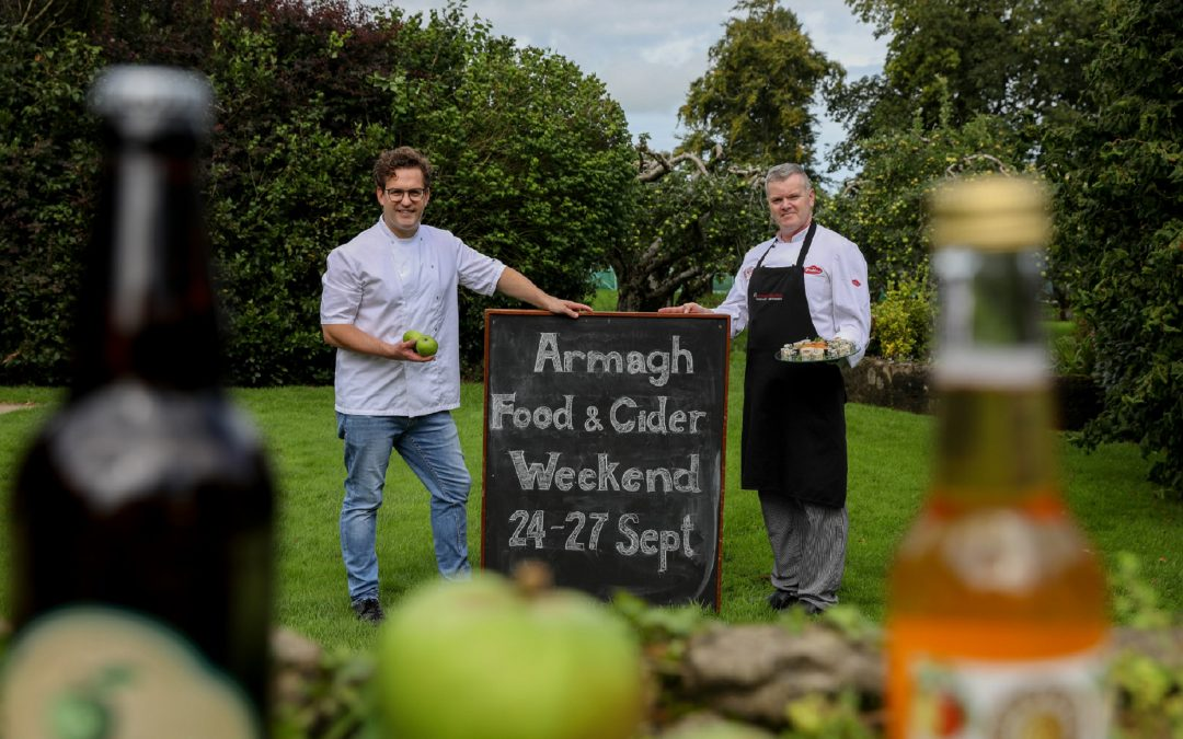 Armagh Food & Cider Weekend Returns this September