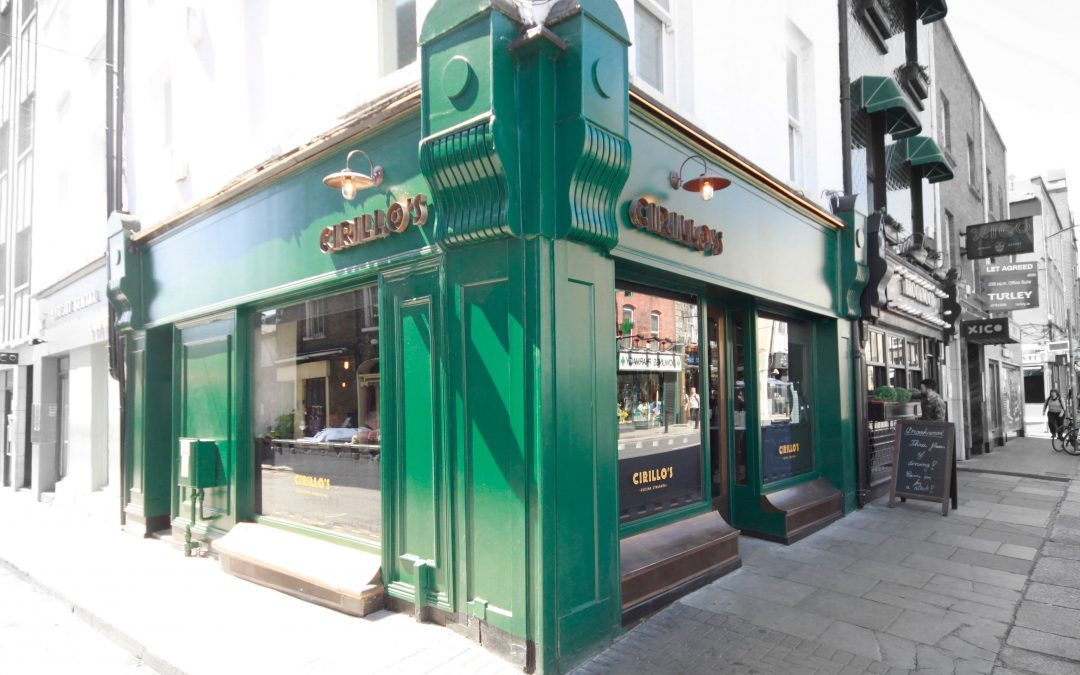 Cirillo's Named one of the Top 20 Pizzerias in Europe