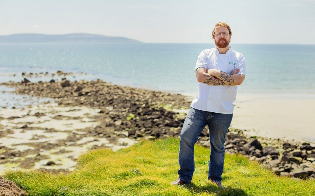JP McMahon Launches Aniar at Home