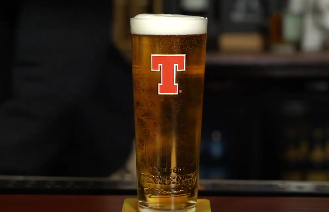 New Tennent's Northern Ireland Campaign Sees Company Give Away Thousands of Free Pints