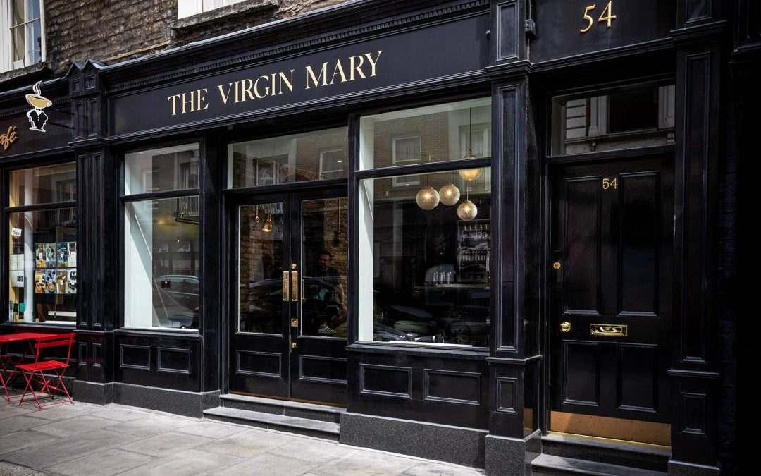 The Virgin Mary to Reopen this Friday