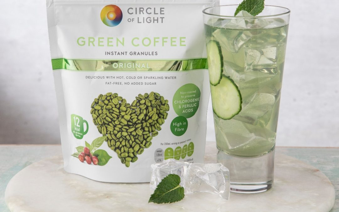 Circle of Light Launches Range of Green Coffee & Health Drinks