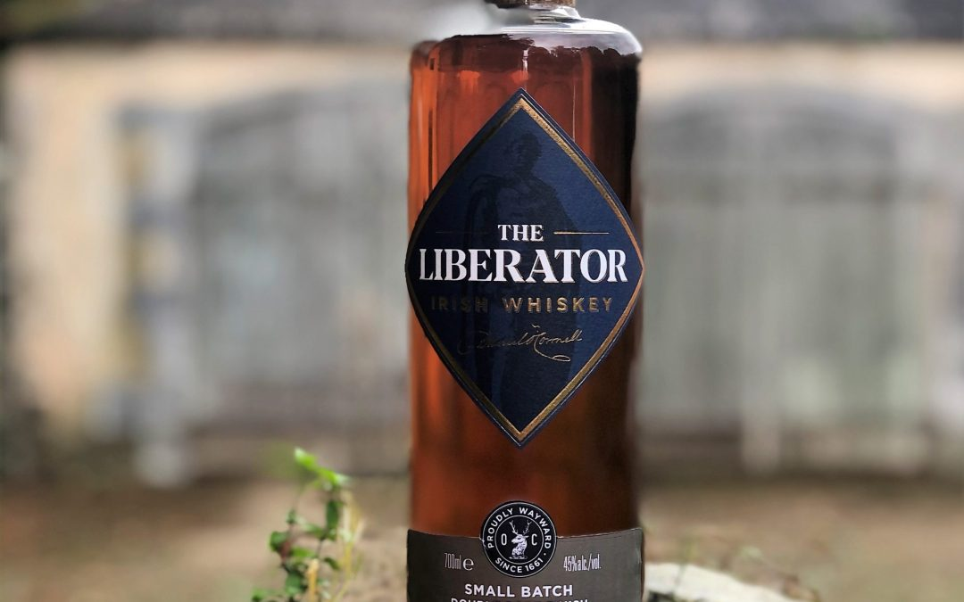 Wayward Irish Spirits Releases Small Batch Blends of The Liberator
