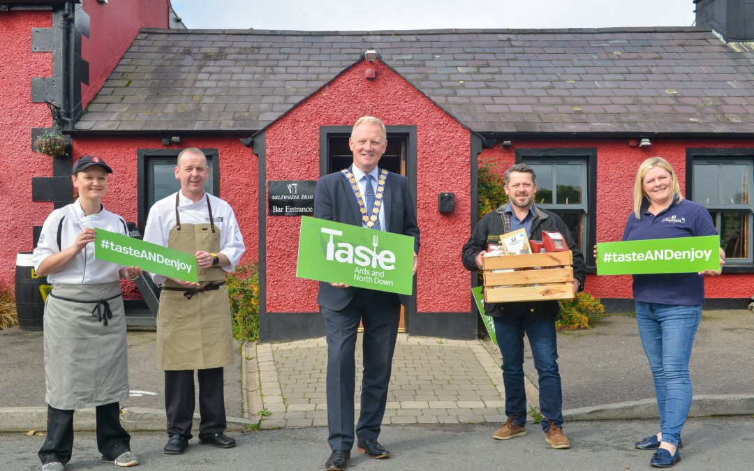 Last Minute Tickets Available for Taste Ards and North Down