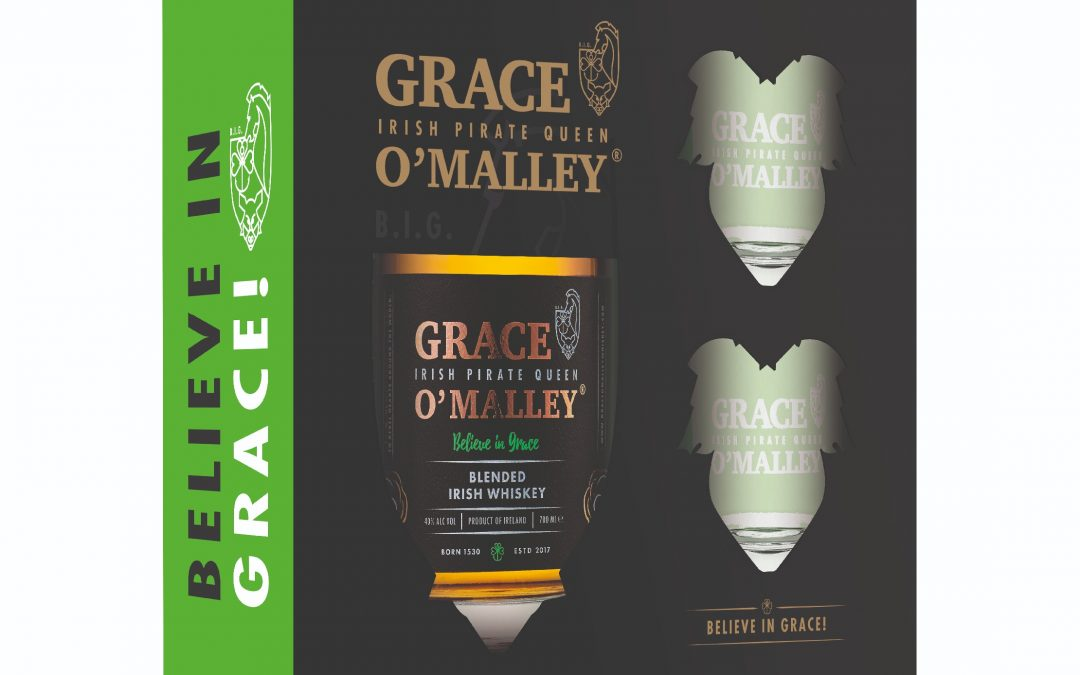 Grace O'Malley Spirits Release Special Gift Box Editions for the Festive Season