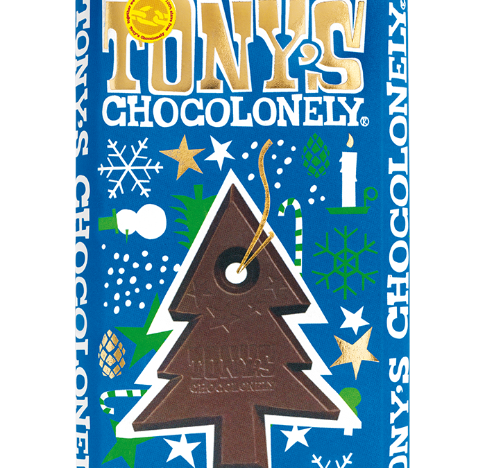 Tony's Chocolonely Christmas Flavours Coming to Town