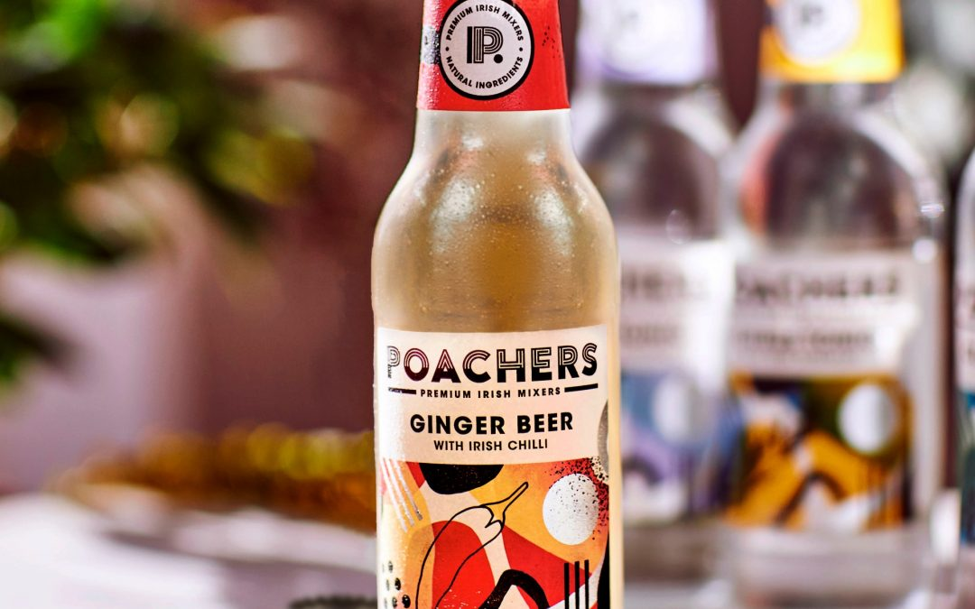 The World's First Ginger Beer Made with Irish Chillies