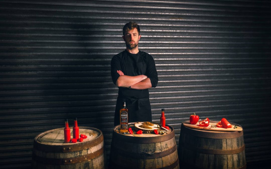 Black Bush Stories Returns with Rebel Chilli Collaboration