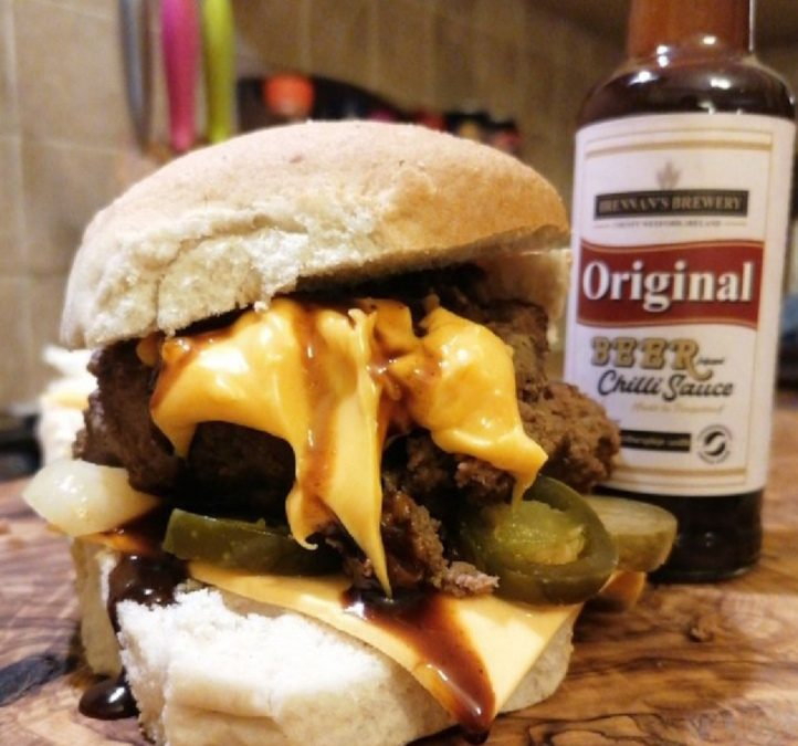 Brennan's Brewery Releases Beer Infused Chilli Sauce