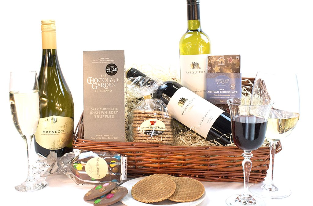 Christmas Gifts from the Chocolate Garden of Ireland