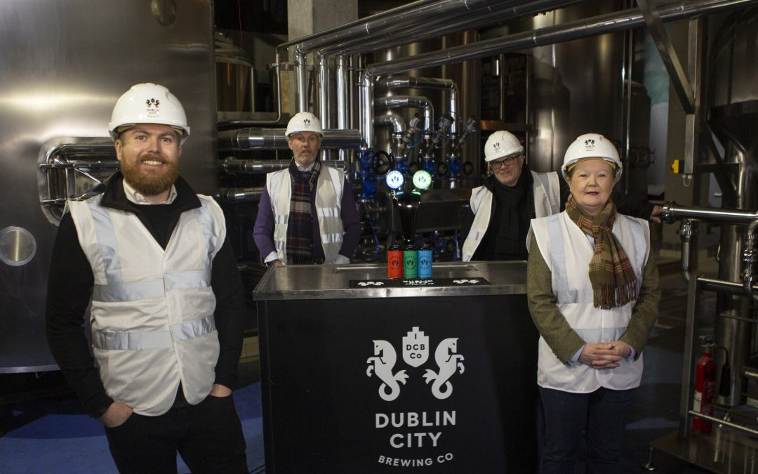 €15m Dublin City Brewing Co. to Open in Spring 2021