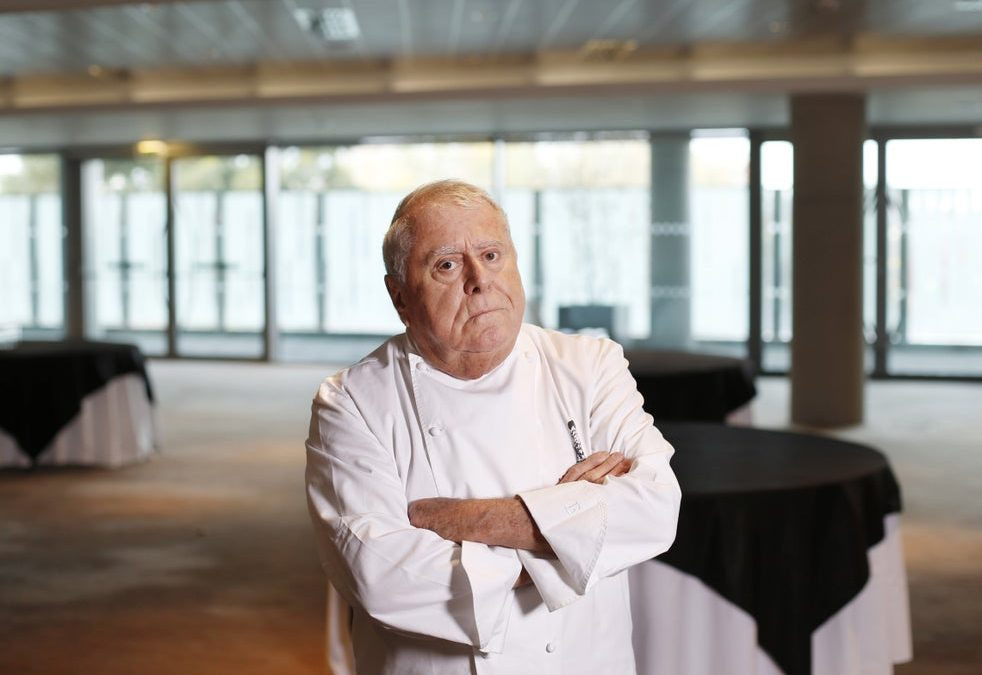 Albert Roux, Chef who Brought French Cuisine to London, Dies Aged 85
