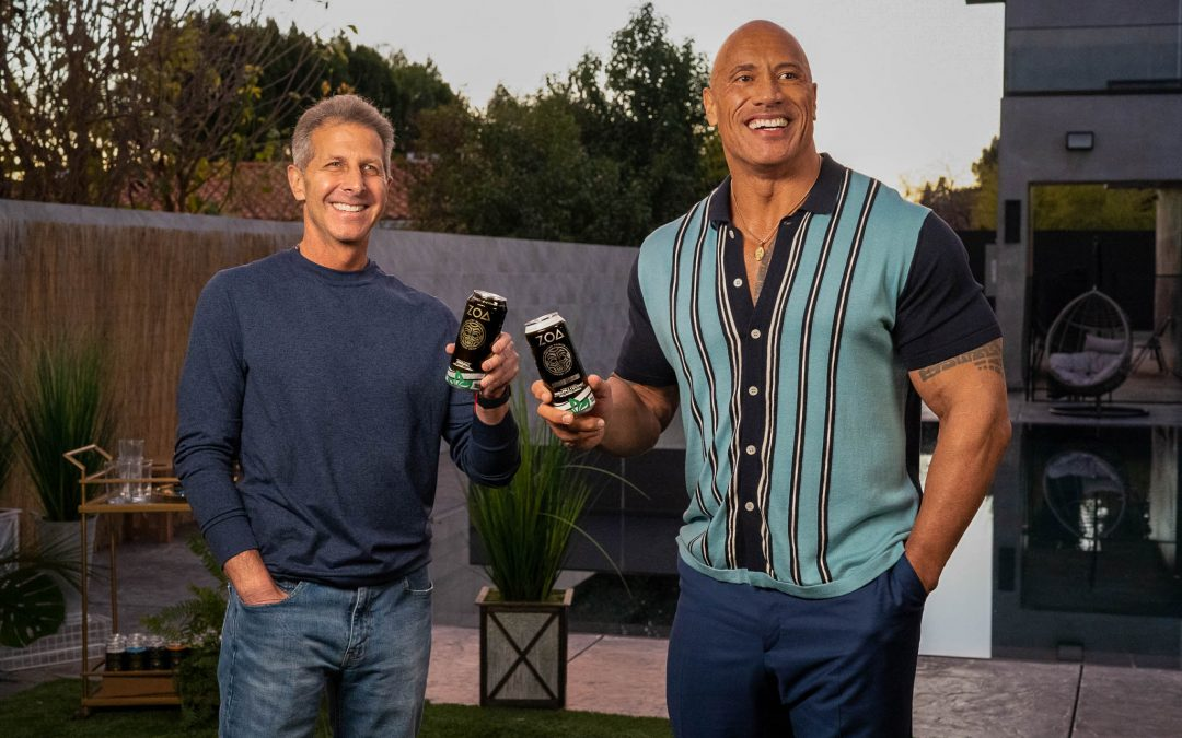 Molson Coors Launches ZOA Energy Drink with Dwayne Johnson