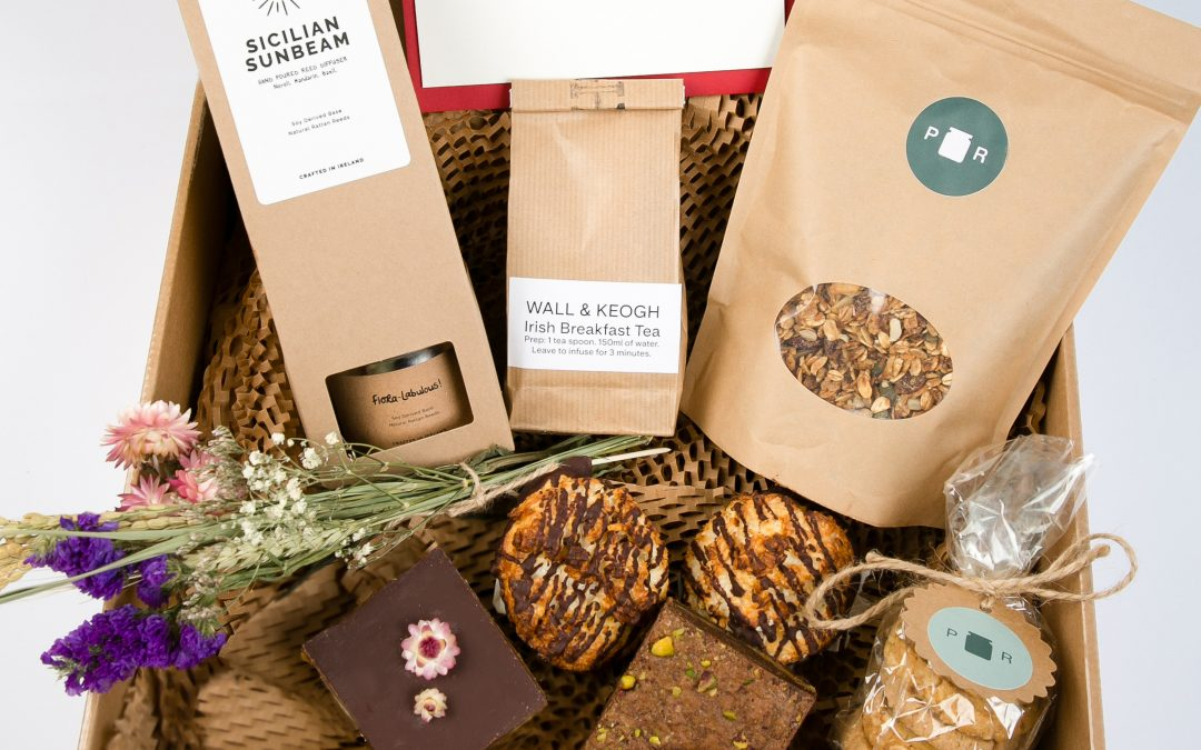 Pudding Row Offering a Special Mother's Day Comfort Kit