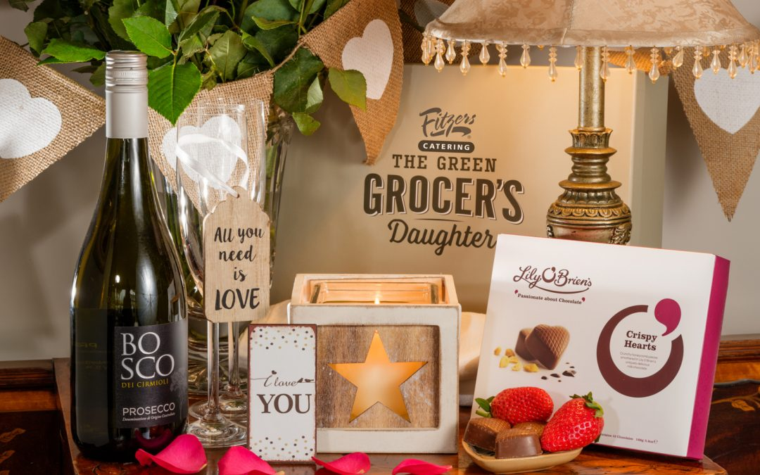 Fitzers Catering Showcases Green Grocer's Daughter Spring Hampers