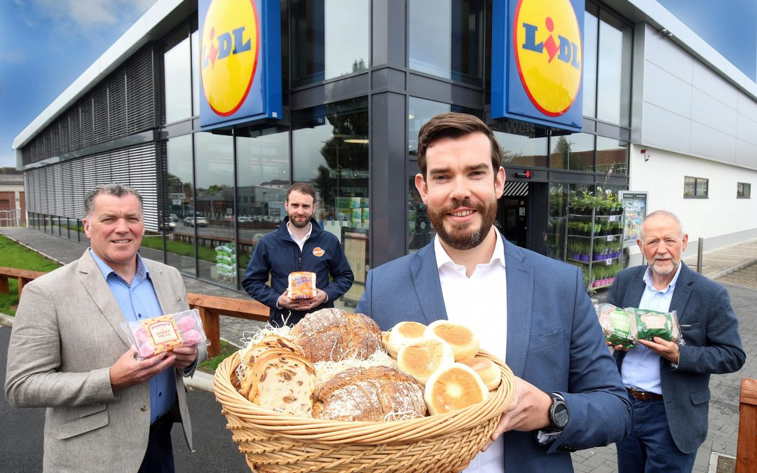 Irwin's Bakery Proves a £50m Success with Lidl Northern Ireland