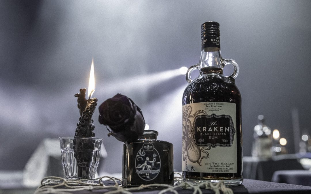 Kraken Rum Collaborates with The Vaccines' Justin Young for Valentine's Competition