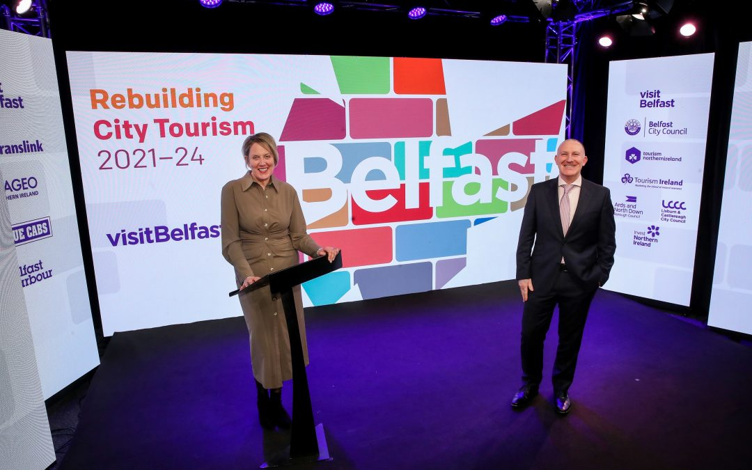 Visit Belfast Maps Out Tourism Recovery in Three Year Plan