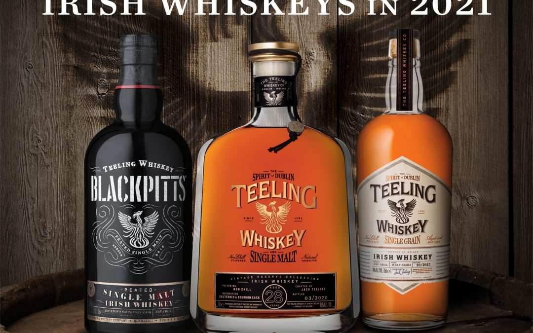 Teeling Picks up 4 Awards at 2021 World Whiskies Awards
