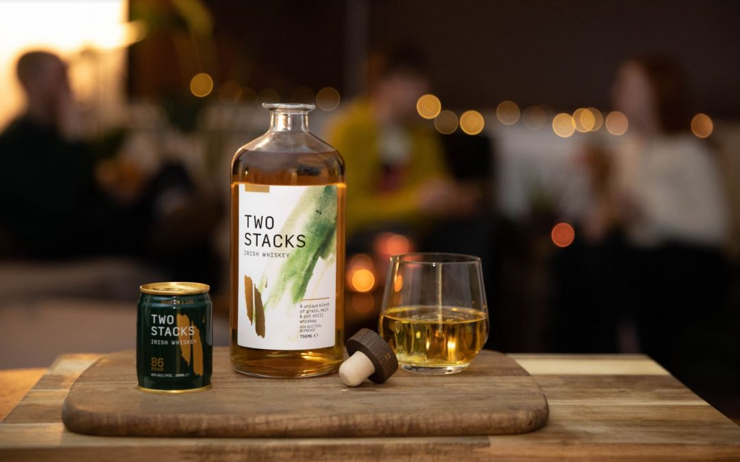 The World's First Canned Irish Whiskey