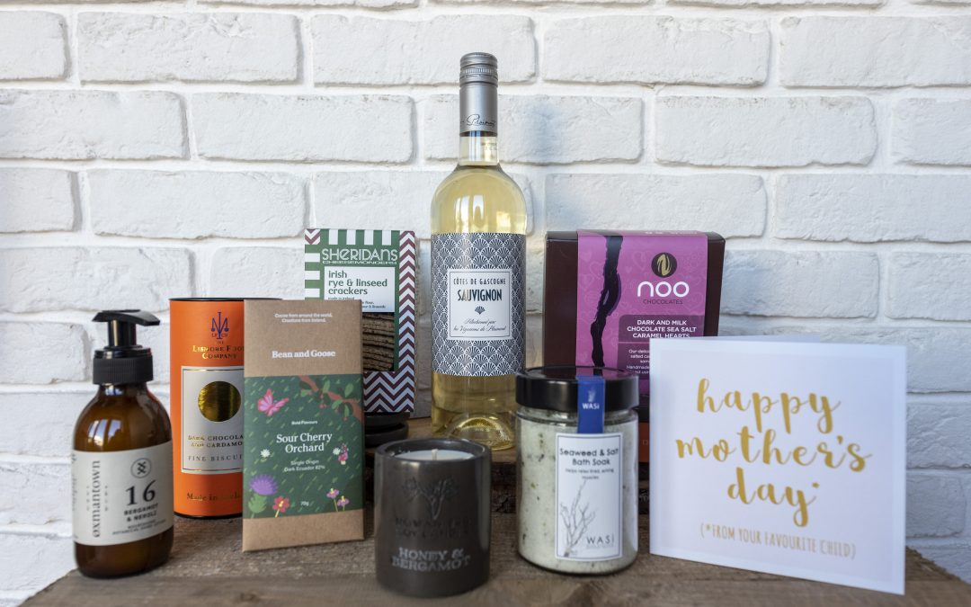 Hampers for Mother's Day from Abbert, Tuam