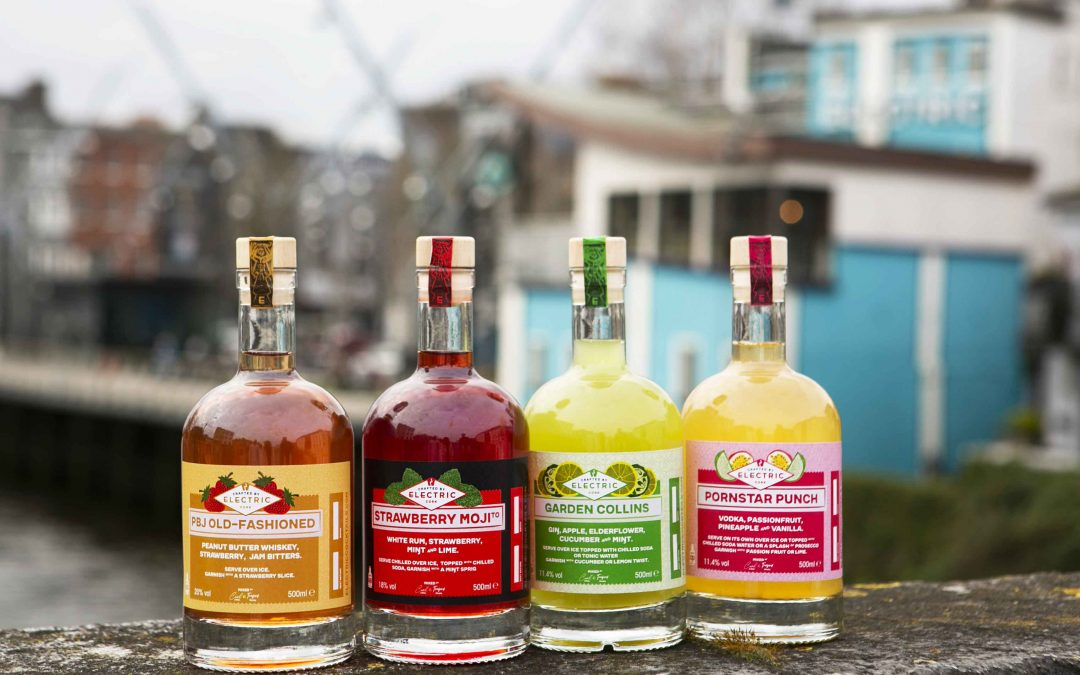 Electric Cocktails Cork Opens Crowdfunding Campaign