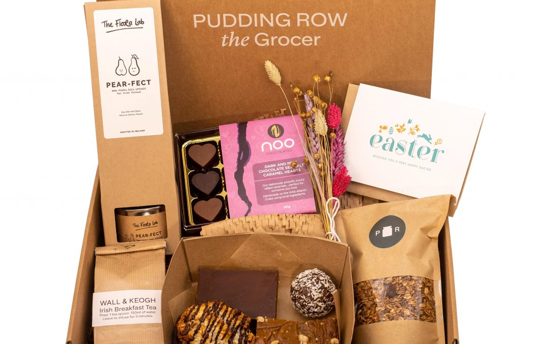 Pudding Row The Grocer Launches Easter Comfort Kit